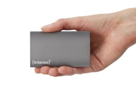 INTENSO SSD Externe 1.8'' USB 3.0 - 512 Go