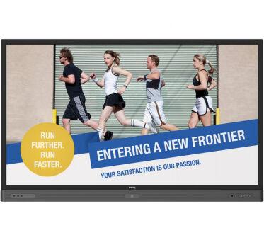 """BenQ RP704K afficheur professionnel 4K tactile 70"""""""