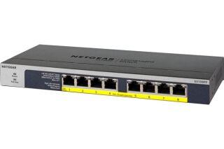NETGEAR GS108PP Switch 8 ports PoE+ 10/100/1000