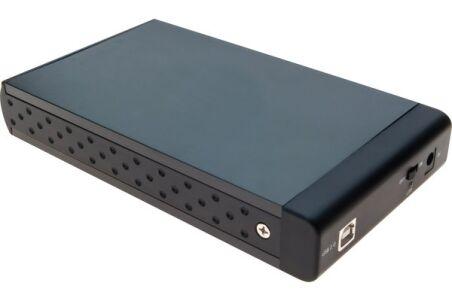 """Boîtier externe USB 2.0 pour disque dur 3.5"""" SATA/IDE"""