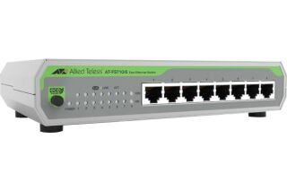 ALLIED AT-FS710/8 SWITCH 8 PORTS 10/100 METAL