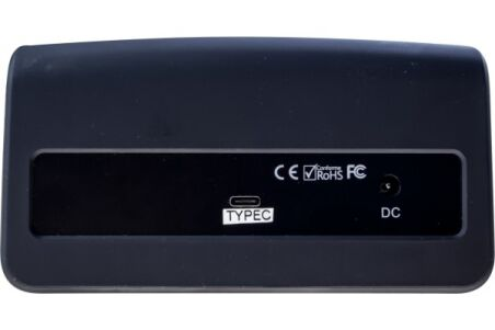 STATION D'ACCUEIL USB 3.1 Type-C 2 x SATA + CLONE BACKUP