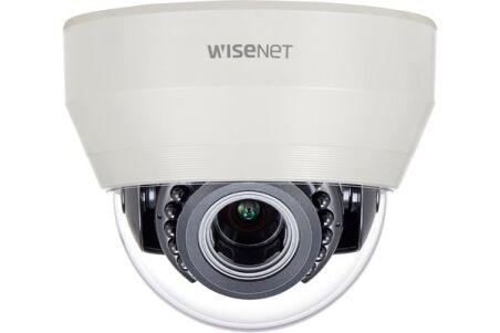 HANWHA HCD-6070R caméra dôme AHD int. à vision nocturne