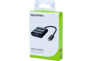 DACOMEX Convertisseur USB 3.1 Type-C vers VGA
