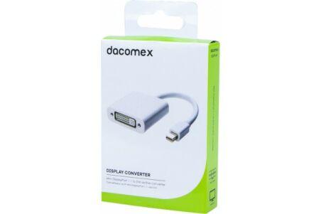 DACOMEX Convertisseur actif Mini DisplayPort 1.1 vers DVI