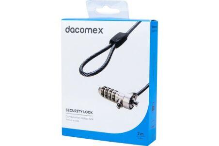 DACOMEX Antivol à code - 2 m