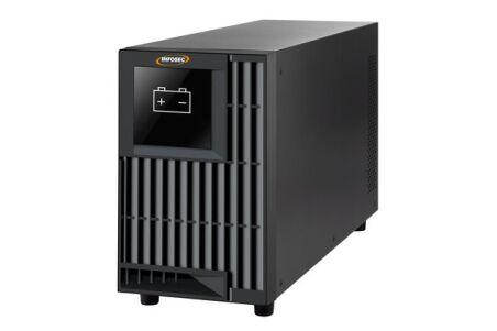 INFOSEC Armoire batterie suppl. pour E4 LCD Pro 3000 VA