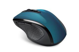 Souris ergonomique SHAPE 6D USB bleue