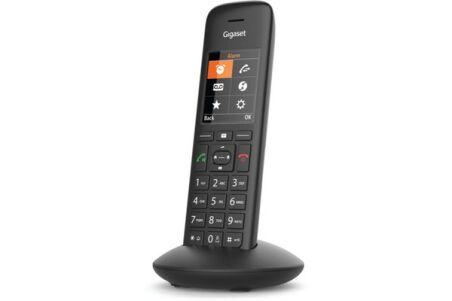 Gigaset C570HX Téléphone sans fil DECT - combiné supplémenta