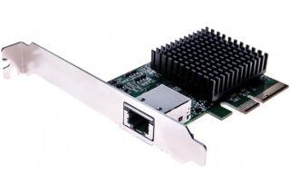 CARTE MULTI-GIGABIT RJ45 10G/5G/2.5G/1G PCIe 4x +LP