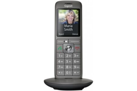 Gigaset CL660HX Téléphone sans fil DECT - combiné supplém.