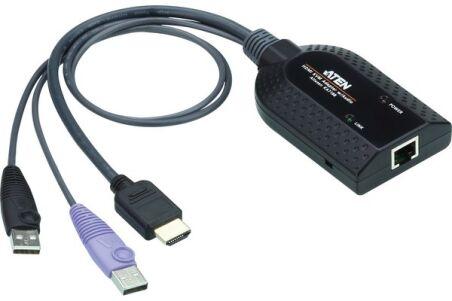ATEN KA7188 MODULE KVM CAT5 HDMI+USB+CARTE PUCE V.MEDIA