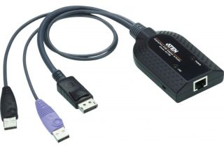ATEN KA7189 MODULE KVM CAT5 DP+USB+CARTE PUCE V.MEDIA