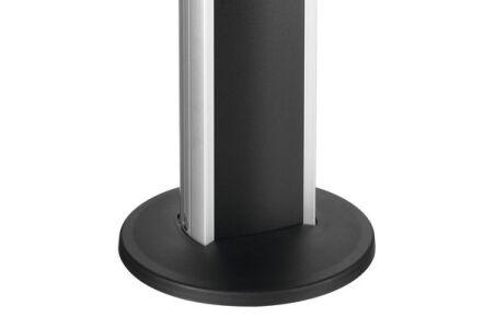 VOGEL'S Embase de fixation sol PFA 9103 pour tubes PUC 25**