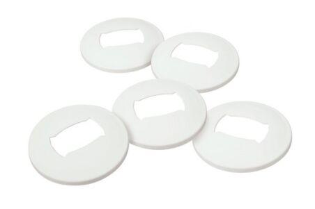 VOGEL'S 25 caches blancs PFA 9108 pour plafond