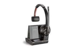 PLANTRONICS Savi W8210-M Casque sans fil TEL/PC/GSM 1 écout.