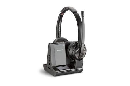 PLANTRONICS Savi W8220-M Casque sans fil TEL/PC/GSM 2 écout.
