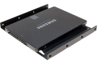Adaptateur 1 x HDD/SSD 2.5'' en Baie 3.5''