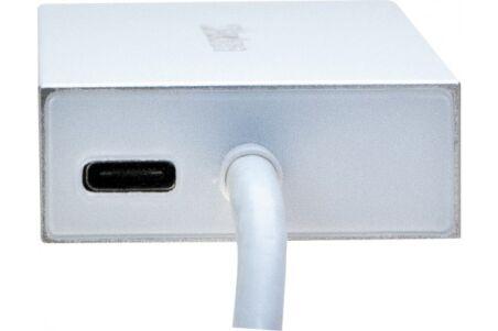 ADAPTATEUR USB 3.1 Type-C GIGABIT + HDMI + HUB + chargeur