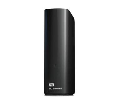 WD Disque dur externe Elements Desktop USB 3.0 6 To noir