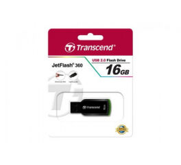 TRANSCEND Clé USB 2.0 JetFlash 360 16 Go verte