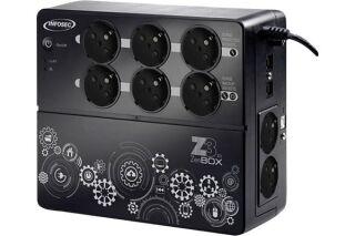 INFOSEC Onduleur Z3 ZenBox EX 1000 VA