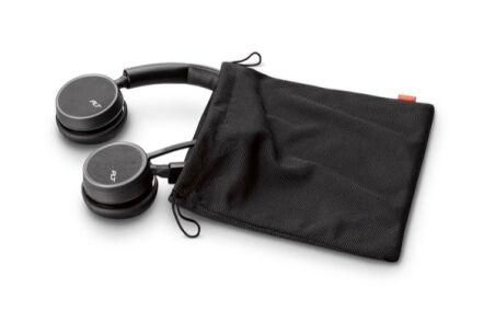 POLY Voyager 4220 UC Casque BlueTooth + clé USB-C - 2 écout.