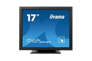 "IIYAMA Ecran 17""  tactile T1731SR-B5 noir"