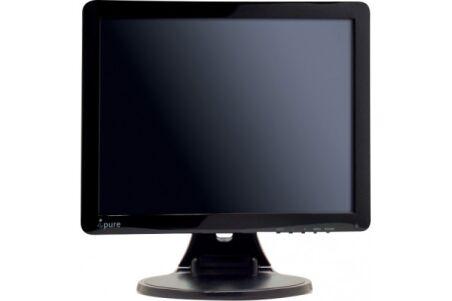 """IPURE GV15 Moniteur vidéosurveillance 15"""""""