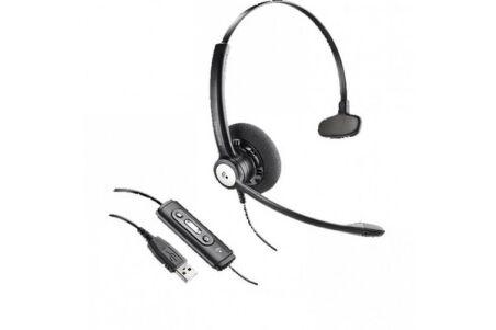 PLANTRONICS ENTERA HW111N-USB Casque USB 1 écouteur