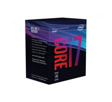INTEL CORE i7 8700 socket LGA1151