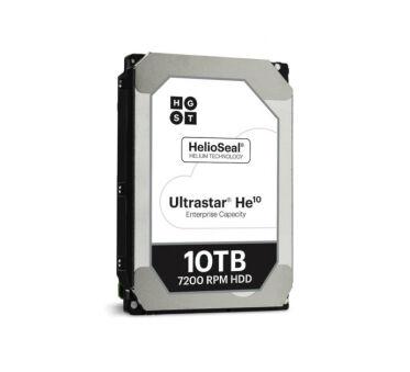 DD 3.5'' SATA III Westen Digital Ultrastar HC510 - 10To