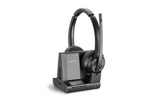 PLANTRONICS SAVI W8220/A Casque sans fil TEL/PC/GSM 2 écout.