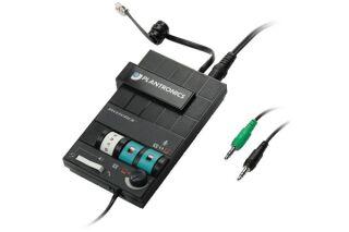 PLANTRONICS Vista MX10 Amplificateur / switch casque tél/PC