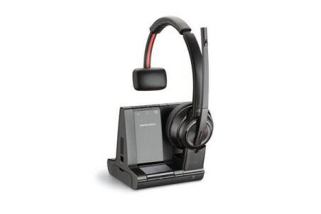 PLANTRONICS SAVI W8210/A Casque sans fil TEL/PC/GSM 1 écout.