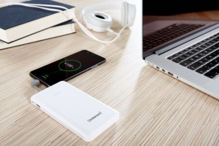 INTENSO PowerBank S10000 C 10.000 mAh Type-C blanc