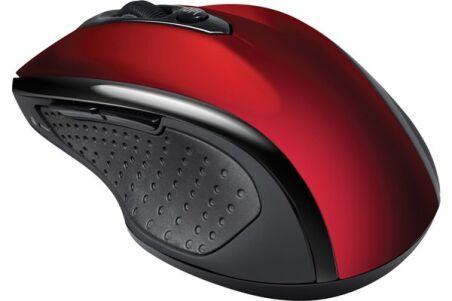 Souris ergonomique SHAPE 6D sans fil rouge