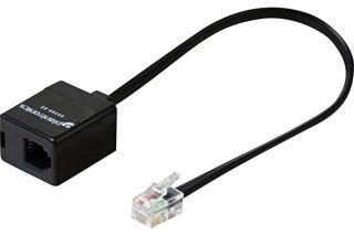 PLANTRONICS Câble de montage RJ9 Male Femelle