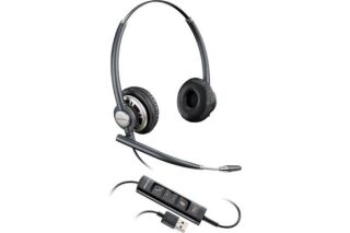 PLANTRONICS EncorePro HW725 Casque filaire USB 2 écouteurs