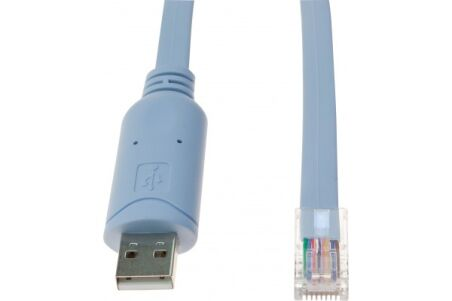 CORDON USB FT232 RJ45 LIGNE CONSOLE CISCO OUTBAND