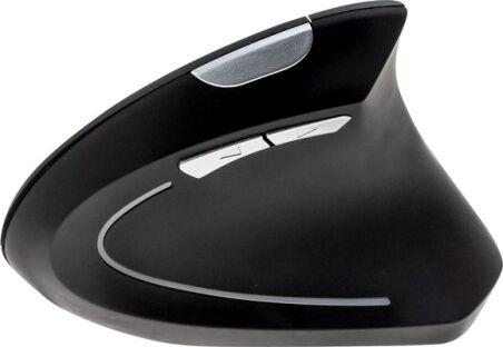 DACOMEX Souris verticale V150W sans fil noire