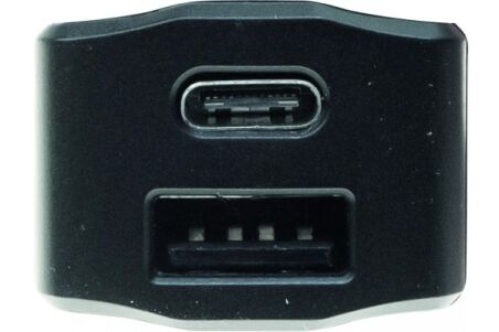 CHARGEUR ALLUME-CIGARE 2 PORTS USB + TYPE C