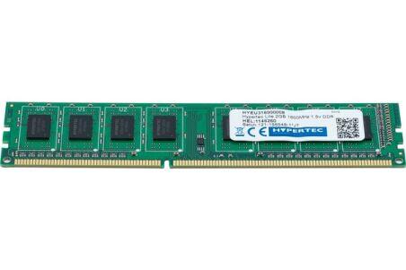 Mémoire HYPERTEC HypertecLite 4Go 1600MHz 1.5v DDR3 UDIMM