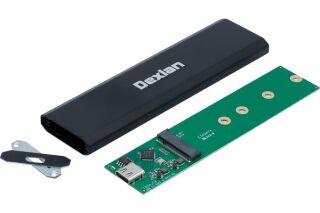 Boîtier externe USB 3.1 Gen2 Type-C SSD M.2 NGFF SATA