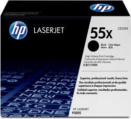 hp Toner pour hp LaserJet P3015, noir, HC