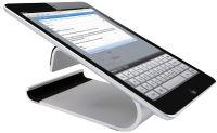 Logilink Support pour smartphone & tablette, en aluminium