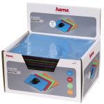 hama Tapis de souris, présentoir, couleurs assorties