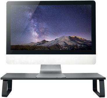 LogiLink Support pour écran, pieds en acier, anthracite