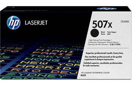 hp Toner pour hp Color LaserJet M551dn, noir, HC