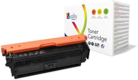 hp Toner no. 508XA CF361X pour hp Color LaserJet, cyan, HC
